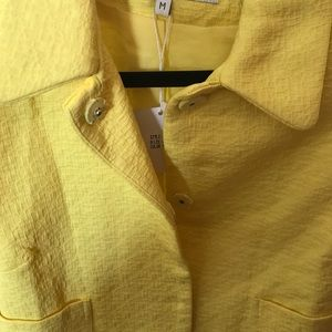 Lucy Paris Jackets & Coats - French. LucyParis. Yellow short jacket. M